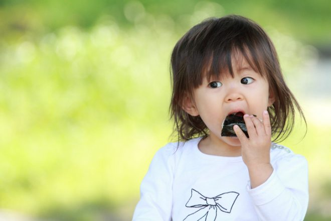 5歳児、女の子の体重は?   出産祝いもう悩まない