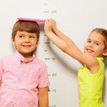 子供の身長はどのくらい?平均的な5歳児の身長