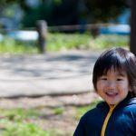 5歳の男の子の遊び場