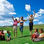 5歳児の発達具合に合わせた遊びと集団行動について