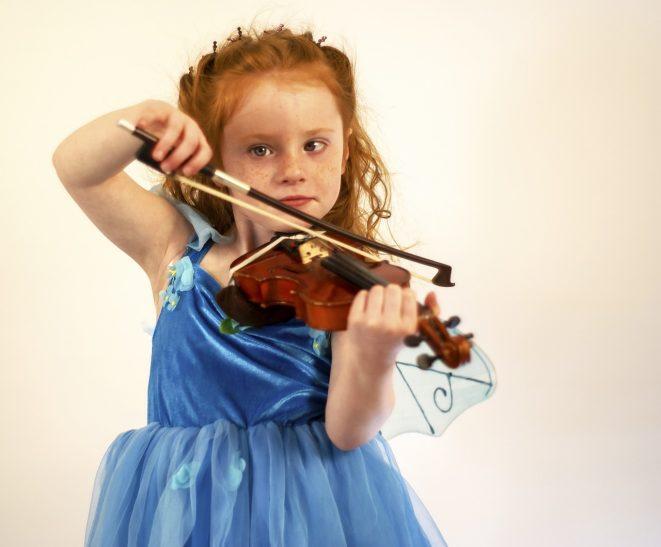 6歳からヴァイオリンを始めるのは遅い?